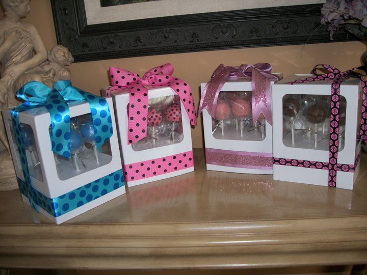 cake pop boxes cake pop gift boxes my supplies cake pop 2279