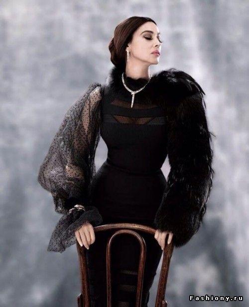 Изысканная Моника Белуччи для Citizen K