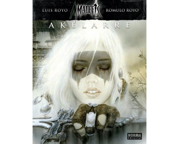 CATALONIA COMICS: MALEFIC TIME 3. Akelarre