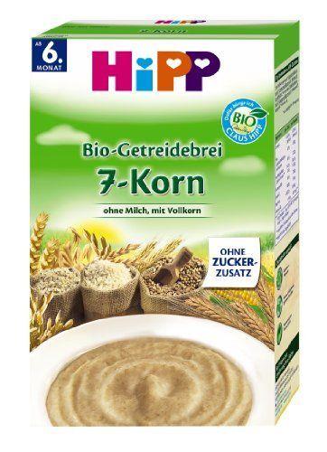 Hipp 7-Korn, 6er Pack (6 x 250 g) - Bio von Hipp, http://www.amazon.de/dp/B005GIG1EA/ref=cm_sw_r_pi_dp_CLTNtb0N7BNK3