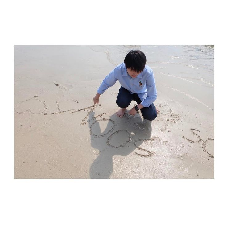 I wrote the one i love ��❤️❤️❤️ #sea#pattaya#beach#saikaewbeach #chonburi#thailand#travel#hot#weather#name#sand#여행스타그램 #여행#태국#바다#예뻐#사랑해#좋아 http://tipsrazzi.com/ipost/1509441074292422179/?code=BTynKjilXYj
