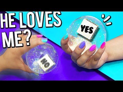 "DIY ""MAGIC 8 BALL"" - Ask the MAGIC Ball! - YouTube"