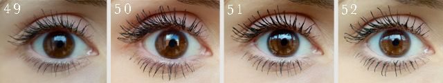 100 mascaras tested on ONE eye: picture reviews -Cosmopolitan.co.uk