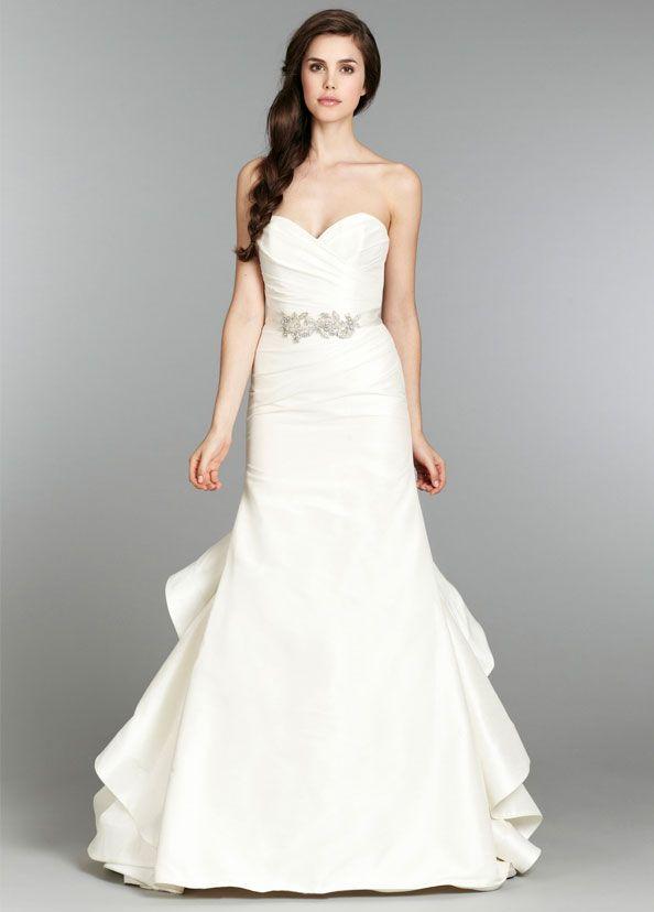 79 best Modern Wedding Dresses images on Pinterest | Short wedding ...