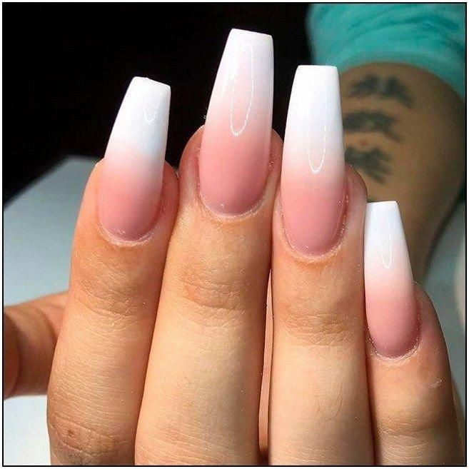 126 Fabulous Ways To Wear Glitter Nails Designs For 2019 Summer 62 Armaweb07 Com Powdernails Ombre Acrylic Nails Instant Nails Ombre Nails