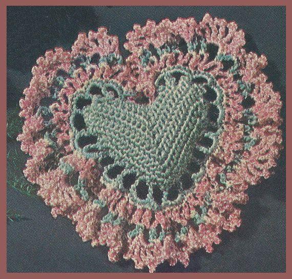 93 besten Vintage Crochet Bilder auf Pinterest   Häkelnadeln ...