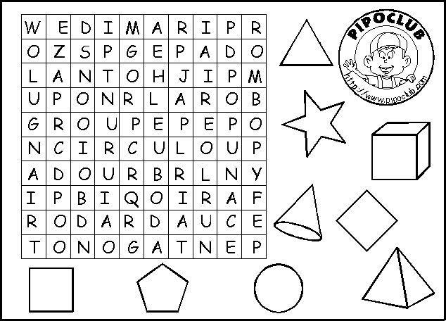 Resultado de imagen para todas las imágenes de las figuras geométricas