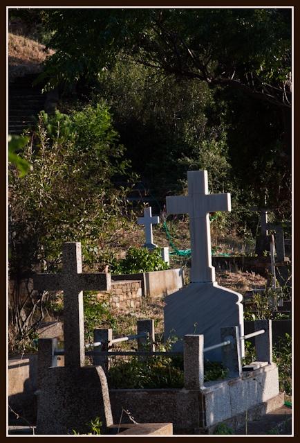 Gökçeada İmvros - Rum Mezarlığı