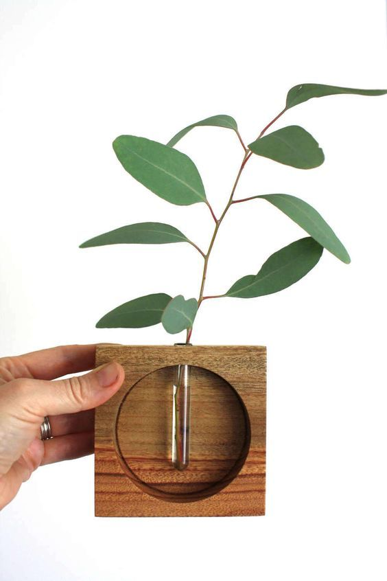 Wooden vase, square, test tube vase, table top vase, vase, reclaimed wood, minimalist vase, minimal, wooden homewares, camphor laurel, by kirraleeandco on Etsy https://www.etsy.com/au/listing/515530983/wooden-vase-square-test-tube-vase-table