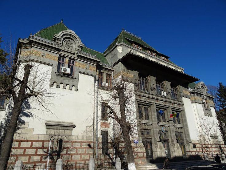 Palatul de Justiție din Buzău