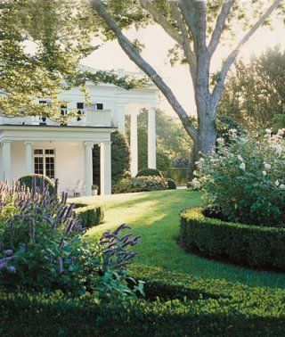 Aerin Lauder's house in the Hamptons.