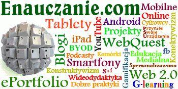 E-nauczanie - Nowoczesne metody eduakcyjne i mobilne technologie.