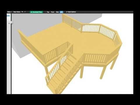 best 25+ free deck design software ideas on pinterest   deck ... - Deck And Patio Design Software Free