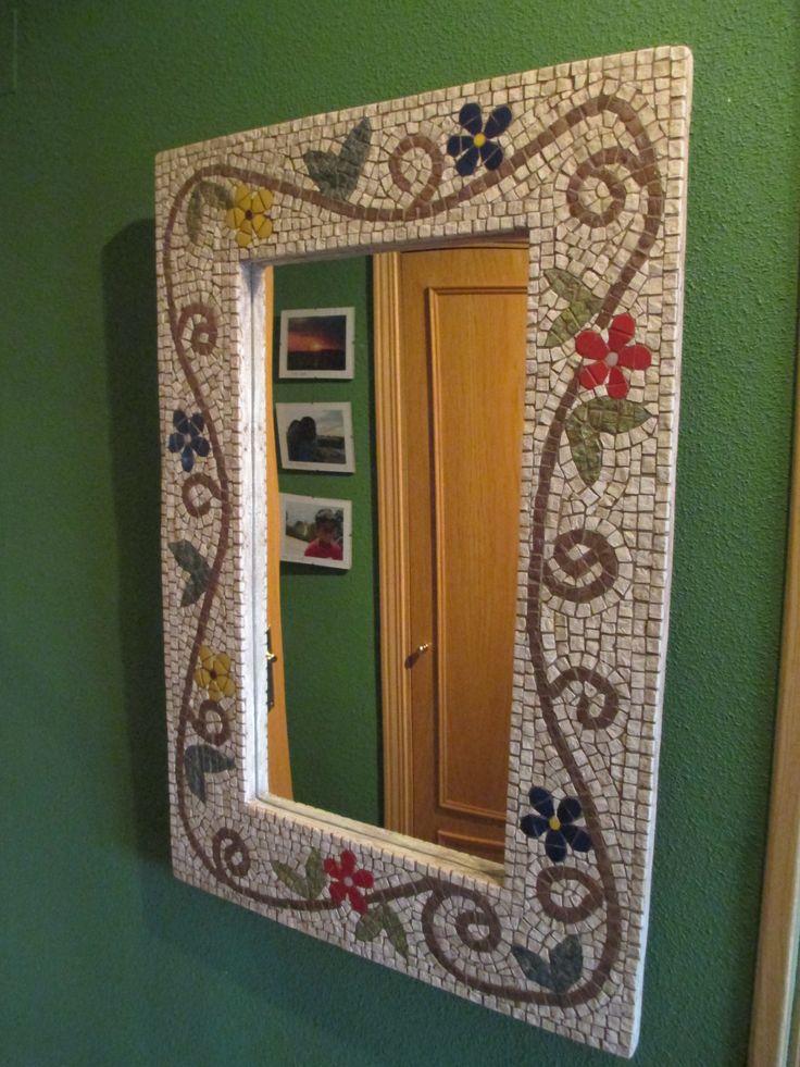 35 best mis mosaicos images on Pinterest   Mosaics, Ammonite and Animaux