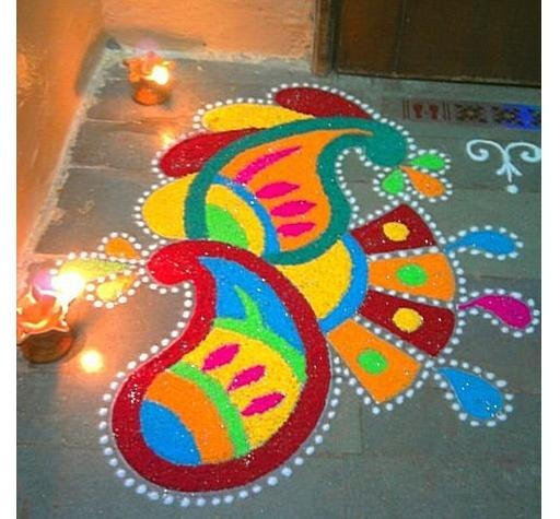 We received some really beautiful entries for our Rangoli contest so you can guess how difficult the decision to select a winner might be...therefore we're putting up the three best entries for you to choose from...LIKE the rangoli you want to see win by 5th December and the one with most 'likes' will win!!! ENTRY 2 by Poonam Jadhav Click here and LIKE: http://www.facebook.com/photo.php?fbid=505567362807018=a.158433857520372.31603.158432820853809=1