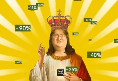 This Friday(24.) is black friday! Praise Lord Gaben! (friendly reminder)