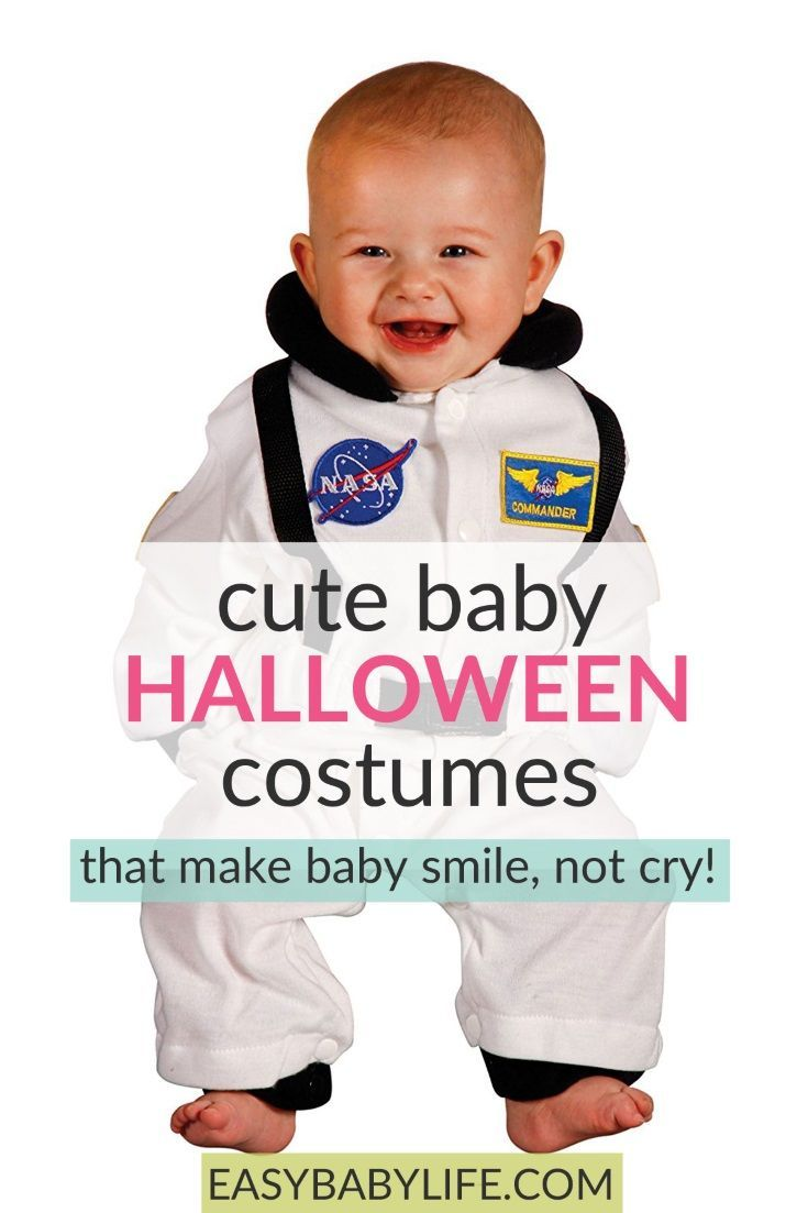 The cutest baby Halloween costumes! Baby Halloween costume ideas, Baby's first Halloween, baby girl Halloween costumes, baby boy Halloween costumes, newborn Halloween costumes.