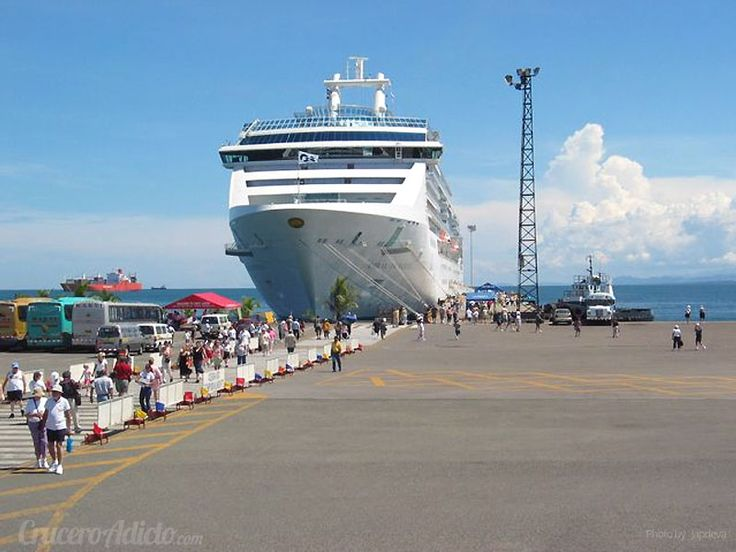 Oceania Insignia inaugura la temporada de cruceros en Puerto Limón - Costa Rica