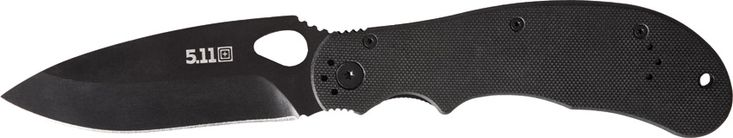 511 Tactical Scout Folder 4 3/4 Closed G-10 AUS-8 FTL51027 - $50.76