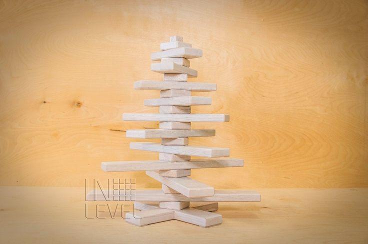 In Level. Декоративные изделия из дерева