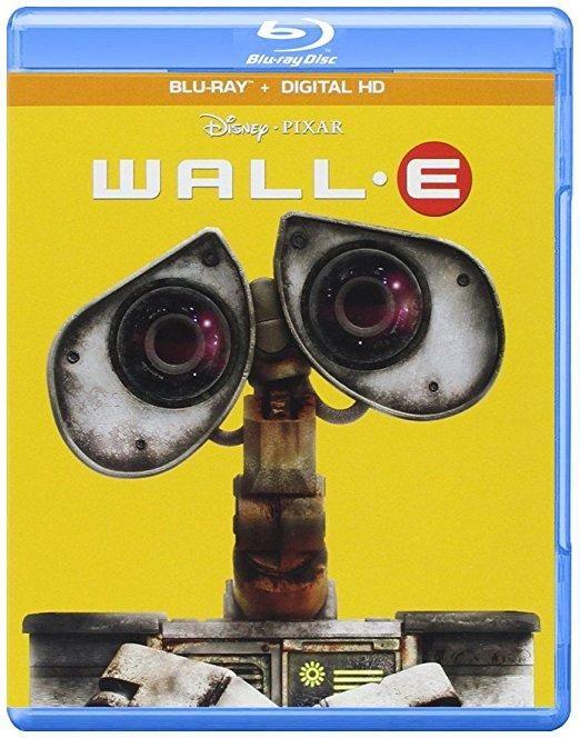 Ben Burtt & Elissa Knight & Andrew Stanton-WALL-E