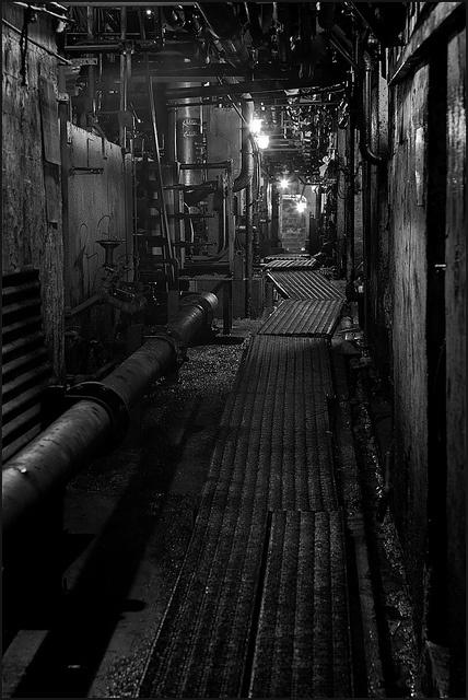 Steel Mill by hoodwatch, via Flickr