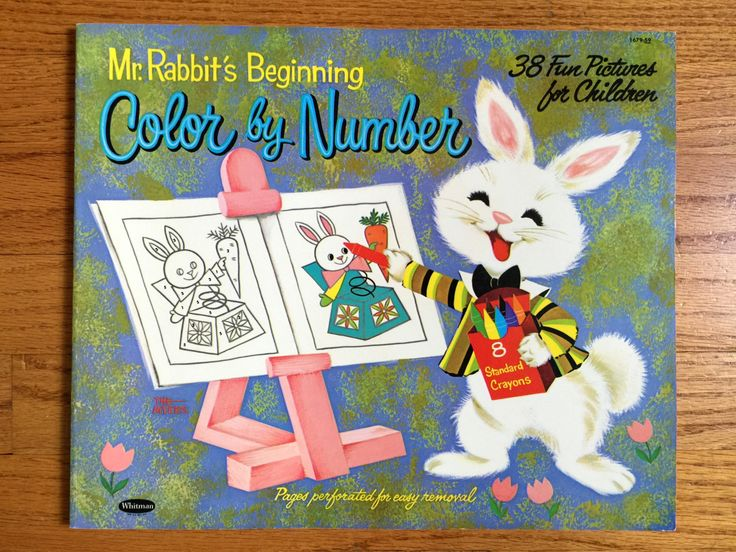 94 best vintage coloring books + crayons images on Pinterest ...
