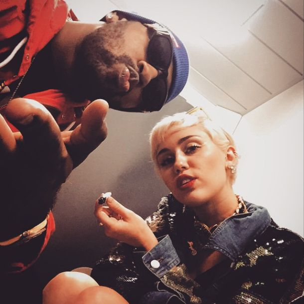 Miley Cyrus & Mike Will Made it