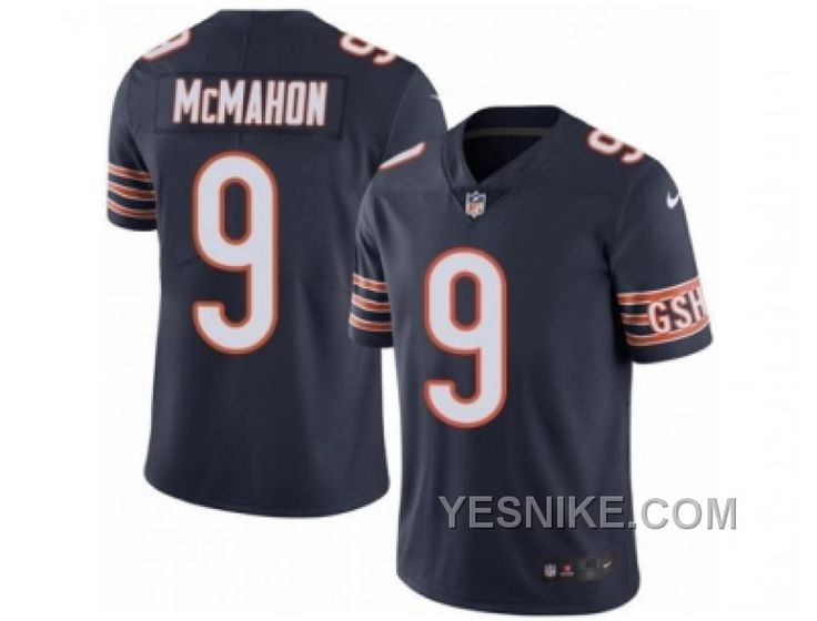 http://www.yesnike.com/big-discount-66-off-mens-nike-chicago-bears-9-jim-mcmahon-elite-navy-blue-rush-nfl-jersey.html BIG DISCOUNT ! 66% OFF ! MEN'S NIKE CHICAGO BEARS #9 JIM MCMAHON ELITE NAVY BLUE RUSH NFL JERSEY Only $26.00 , Free Shipping!