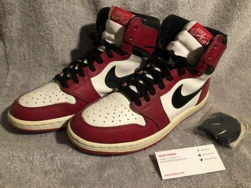 huge inventory best authentic recognized brands Chicago 1985 Nike Air Jordan 1 Size 10 OG Michael Jordan ...