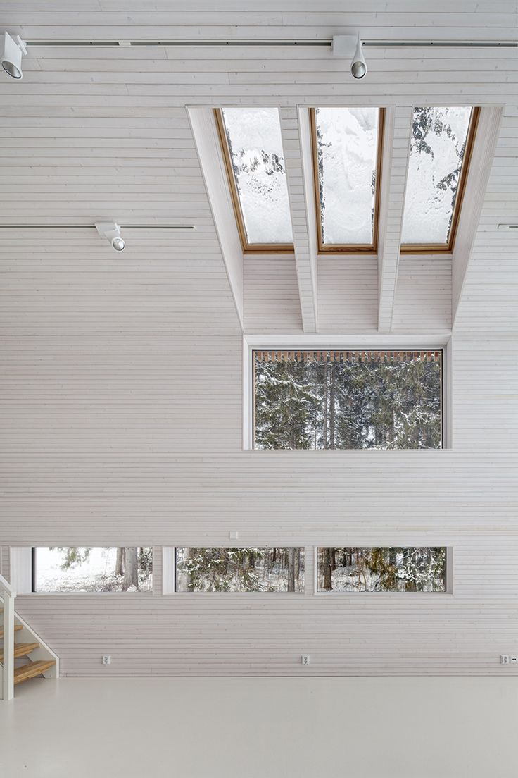 House Riihi In Alajärvi, Finland By OOPEAA.
