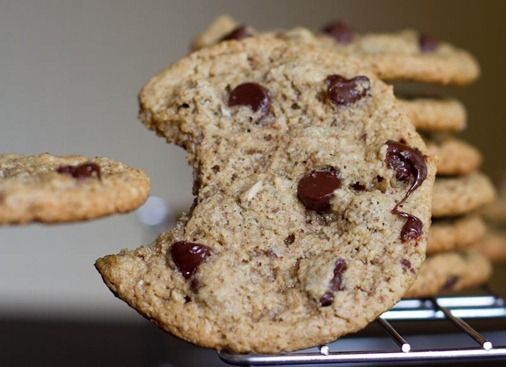 Vegan / Gluten-free Chocolate Chip Cookies
