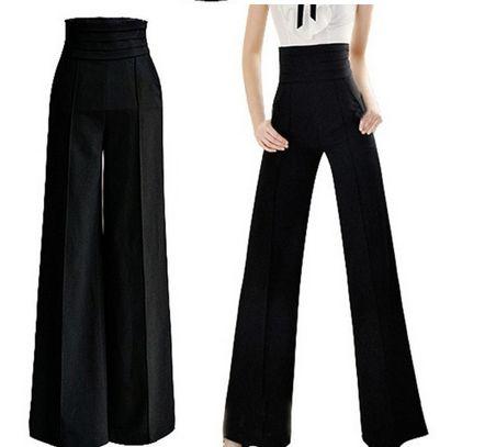 Black high wasted pants vintagehordes.net