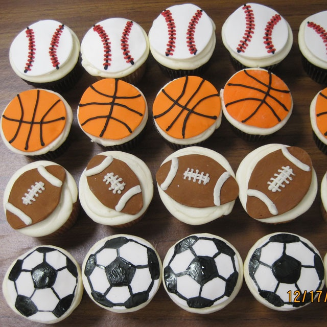 74 Best Sports Party's Images On Pinterest