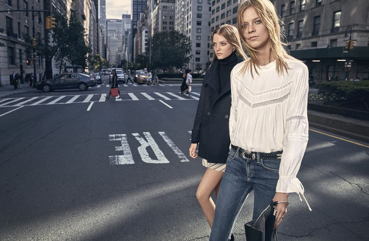 @MANGO_WOMAN New York - AW'16