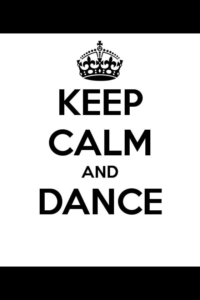 M-O-T-I-V-A-T-I-O-N. to accept others ideas and when it gets hard, keep on dancing.