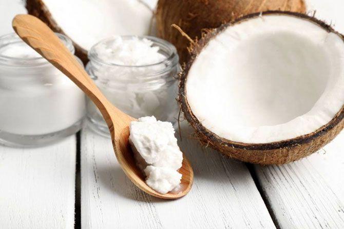 Использование кокосового масла