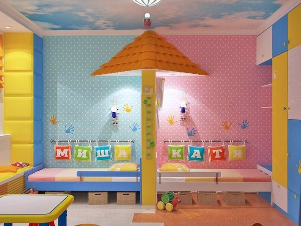 Favorit Les 25 meilleures idées de la catégorie Chambre partagée enfants  OB81