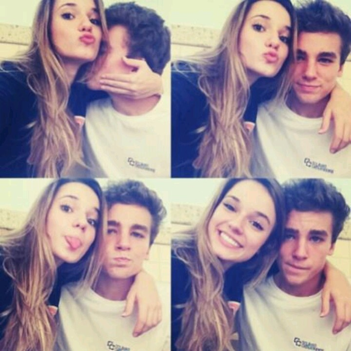 Cute Couple)) <3
