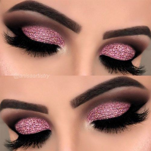 39 Eye Make-up For Promenade Seems to be That Boast Main Glamour
