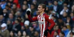 0-1: Antoine Griezmann fires Atletico Madrid ahead v Real (Videos)