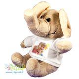 Un morbido elefantino di peluche da poter regalare al tuo amore o al tuo bambino! Realizza un regalo speciale!