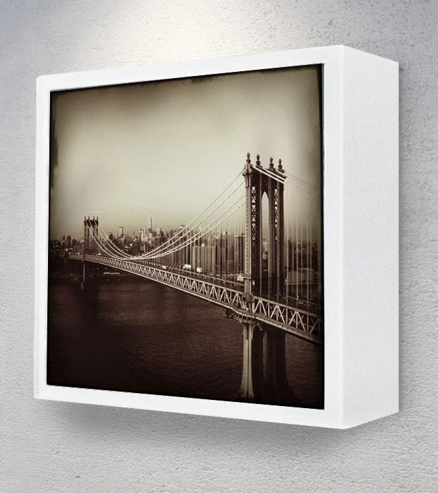 Frame 16X12 White