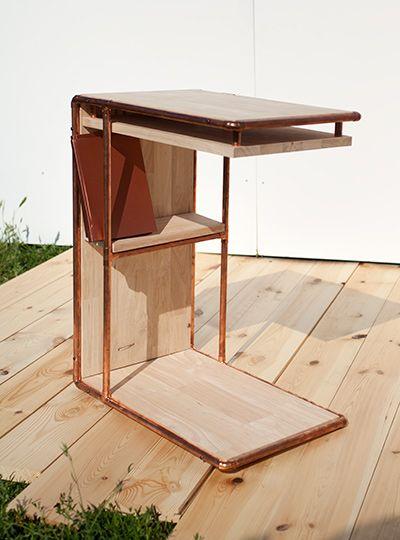Ber ideen zu sideboard holz auf pinterest sideboard kernbuche sideboard eiche und Sofa ablage holz