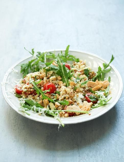 Linsen-Spätzle-Salat Rezept - [ESSEN UND TRINKEN]