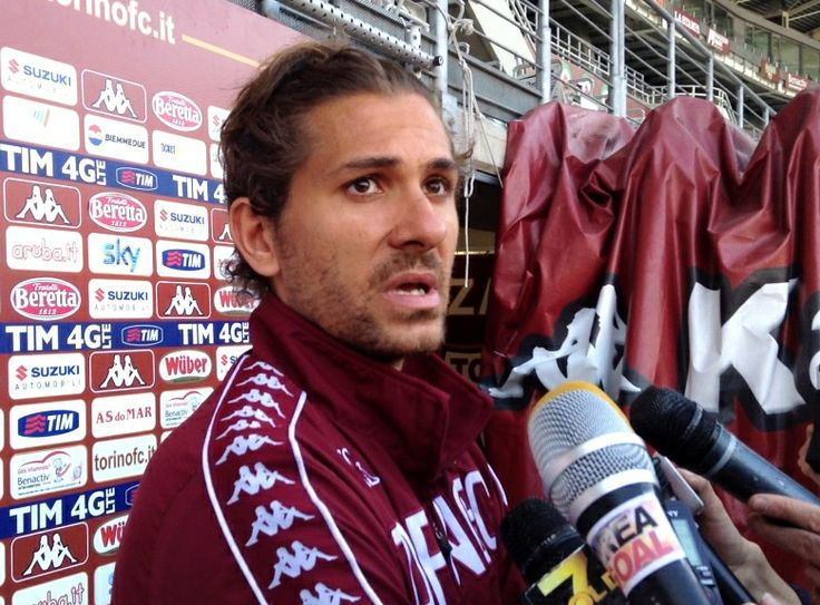 Alessio Cerci in mixed zone