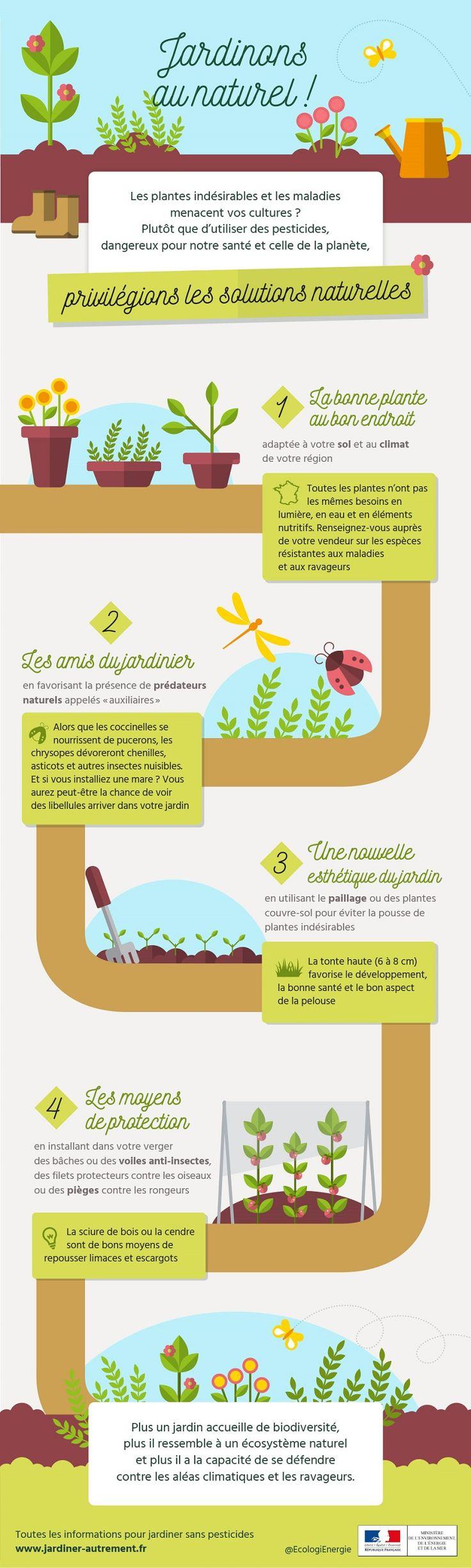 Collectivités, jardiniers amateurs : en route vers le zéro pesticide | Ministère de l'Environnement, de l'Énergie et de la Mer