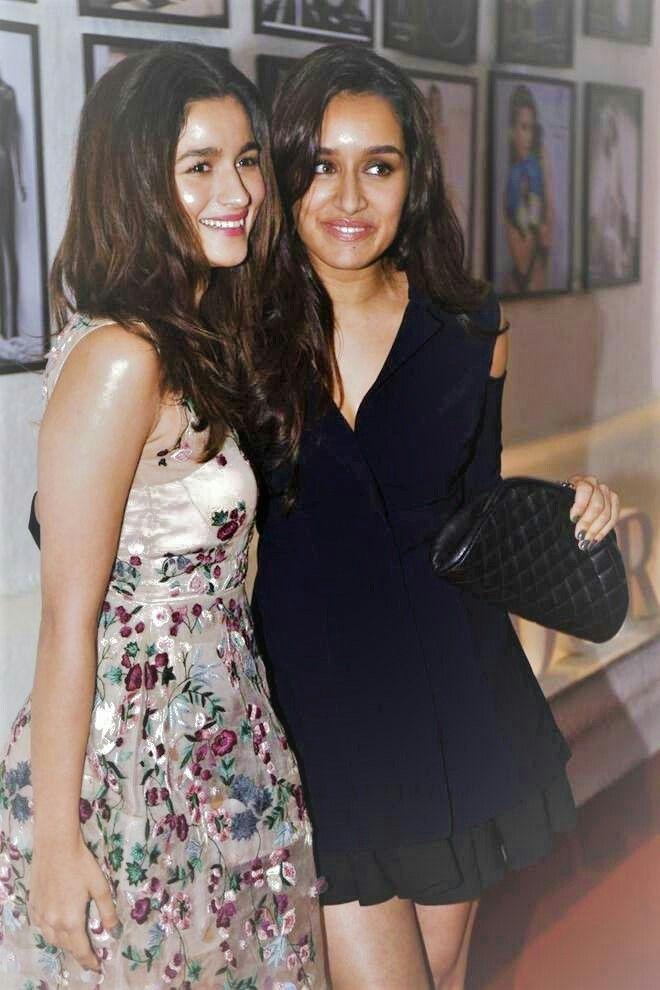 I look upto Alia, see as her my inspiration- Shraddha Kapoor