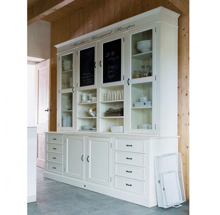 Originariamente muebles destinados a guardar la vajilla, cubertería ...