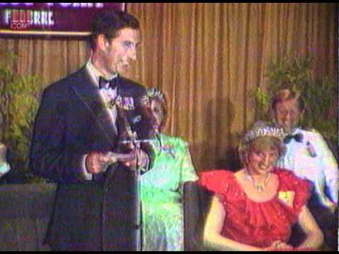 Princess Diana and Prince Charles joking about their recent marriage - YouTube   LOVE THIS!!